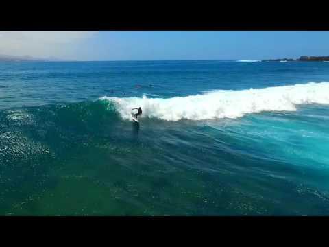 Surf @ El Confital - Las Palmas de Gran Canaria