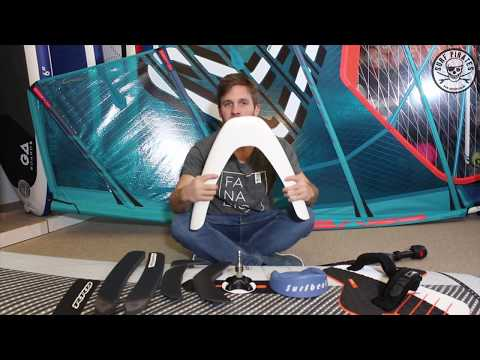 SURFBENT Windsurfboard Nose Protector
